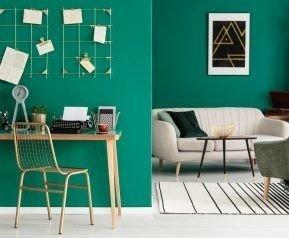 Home ofis dekorasyonu için öneriler