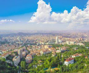 Ankara'nın emlakta prim yapan ilçeleri!