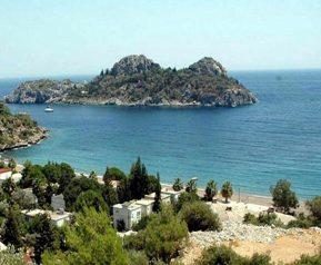 Ağaoğlu'ndan Marmaris'te 15 milyon dolara satılık ada!