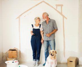 Emekliler nasıl bir evde yaşamak istiyor?